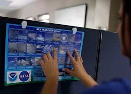 Noaa Sky Watcher Chart Federal Employees Will Miss Worlds Largest Meteorological