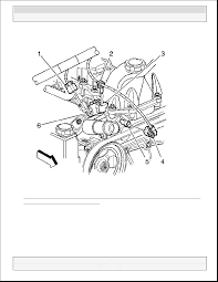 Fig 289 view of cmp sensor connector exhaust camshaft actuator connector engine wiring harness retainer courtesy of general motors corp