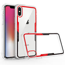 Iphone Light Cover For Iphone X Phone Cover Toughened Acrylic Super Light Imitated Tempered Glass Hybrid Phone Cover Case For Iphone X Buy For Iphone X Phone