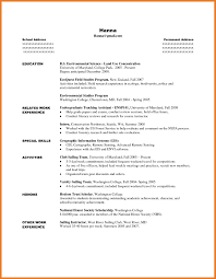 7 8 College Internship Resume Imageresume