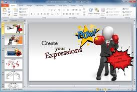 Creating Powerpoint Templates Generate Custom Powerpoint Graphics With Custom Expressions