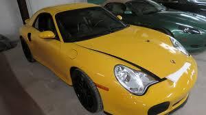2005 Porsche 911 Turbo Cabriolet S Convertible; 3.8L H6 FI DOHC ...