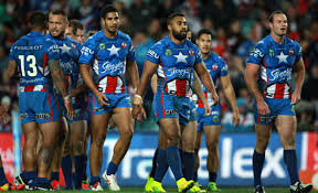 superhero michael jennings centre of the captain america sydney roosters walks