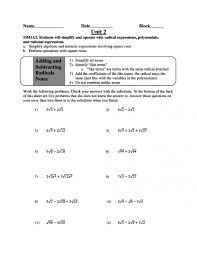 Adding Subtracting Polynomials Worksheet Gina Wilson 2012 And ...