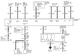 ford windstar headlight wiring diagram wiring diagram 2005 ford star wiring diagram image about