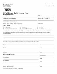 Patient Health Information Request Form Printable Medical