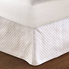 Bed Skirts For Sale | Home Decoration Club & Cotton Quilted Bed Skirt Bed Skirts | Wayfair Adamdwight.com