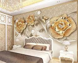 3d Wallpaper Luxury 3d European Golden ...