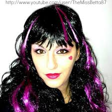 monster high makeup tutorials by emma you makeup vidalondon