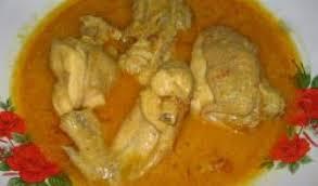 Resep gulai ayam padang, sajian populer yang tidak pernah membosankan. Resep Gule Ayam Bumbu Padang