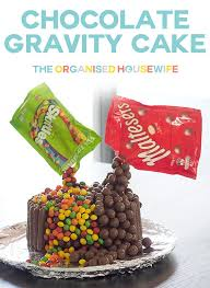 How To Make A Gravity Cake The Organised Housewife