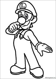 How To Draw Luigi It2agriorg
