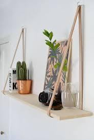Full Size of Shelving:hanging Bookshelves Hanging Shelves Amazing Hanging  Bookshelves Diy Easy Leather Strap ...