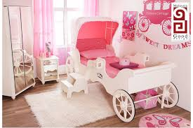 ... kids bedroom, Princess Carriage Bed 3 Pieces Bedroom Set Contemporary  Disney Princess Bedroom Set Unique ...