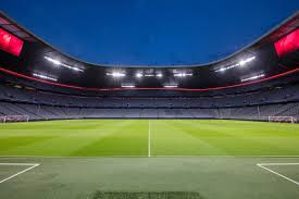 Led Stadium Lights Led Event And Sports Ground Lighting For The Allianz Arena