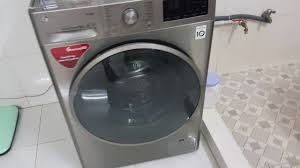 Máy Giặt LG 8Kg FC1408S3E - YouTube