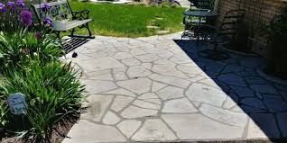 re stone patio