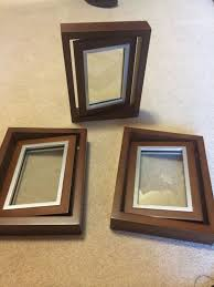 pier one espresso picture frames for