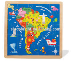 2016 World Map Wood South America And North America Map Wooden Jigsaw Puzzles For Kids Learning And Studying Buy World Map Jigsaw Puzzels World Map