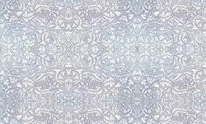 Silver Pattern Classy Filigree Zoe Design