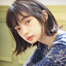 トレンド女子は始めてる切りっぱなしボブで旬顔になる Naver