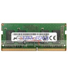 which early dimm form factor applied to laptops micron 4gb pc4 2400t ddr4 2400mhz ddr4 1700 260pin so dimm laptop