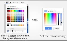 google slide backgrounds semi transparent background for google presentation text box web