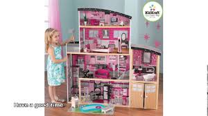 barbie doll house with elevator