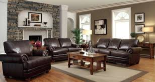 living rooms with brown furniture. Lounge Room Paint Colors Ideas Living With Dark Brown Furniture . Rooms U