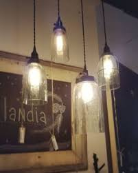 mason jar lighting fixture. diy farmhouse light with a mason jar lighting fixture