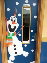 Christmas Door Decorating Ideas My Holiday Door Decoration For