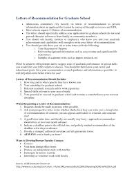 requesting letter of recommendation graduate school examples of request for letter of recommendation andone
