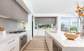 Kitchen Design With White Cabinets Enchanting Here's How To Get In On The TwoToned Kitchen Cabinet Trend