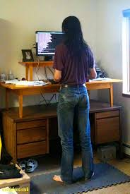 70 standing desk woodworking plans cool modern furniture check more at