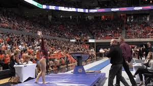 Vault gymnastics gif Tragic Accident Womens Gymnastics Alabama Vs Auburn 23feb2018 Alabama Vault Auburn Womens Gymnastics Alabama Womens Gymnastics Gif Gfycat Womens Gymnastics Alabama Vs Auburn 23feb2018 Alabama Vault Gif