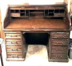 antique desks for home office. Office Desk Vintage Roll Top Modern Chair Officeworks Antique Desks For Home
