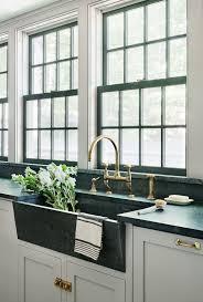 white kitchen sink with drainboard. Full Size Of Countertops \u0026 Backsplash: White Kitchen Dark Counter Green And Tropical Sink With Drainboard S