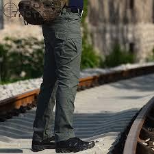 ROCOTACTICAL Mens Loose <b>Military Tactical Pants Combat Hiking</b> ...