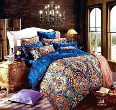 paisley duvet covers cotton luxury bedding sets king queen size bohemian inside paisley duvet cover inspirations paisley duvet covers
