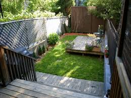 Eterior Small Amazing Backyard Landscape Designs ...