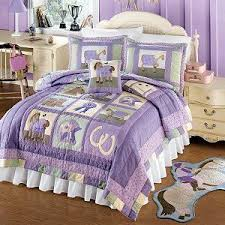 114 best Crafts - Quilting - Applique images on Pinterest ... & Sweet Pony Quilt Set with FREE* Shams ! Fun quilts for kids at prices that  will make parents smile. With each style, you get matching standard shams Adamdwight.com