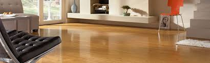 natural wood laminate family room floor