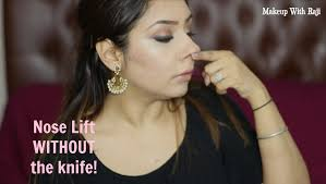 pain free nose exercise shorten lift without surgery makeup with raji you