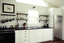 cabin kitchen design. Small-Space Living: A Low-Cost Cabin Kitchen For Family Of Five Design