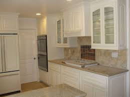 Pine Kitchen Cabinet Doors Diy Glass Cabinet Doors Before And After Image Of Glass Kitchen