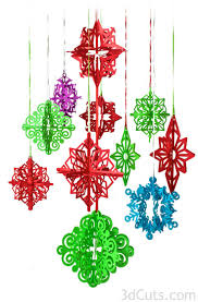 Paper Christmas Tree Ornaments 975 Best Cricut Images On Pinterest