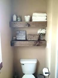 wooden bathroom shelves bathroom shelves over toilet lovely wooden floating shelves above the toilet wooden bathroom