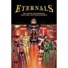 5 eternals comic books to read. Eternals By Neil Gaiman John Romita Jr Hardcover Target