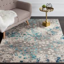 terrific gray and turquoise rug white area rugs coffee tables black plush for
