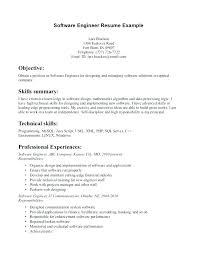 Java Programmer Resume Programming Resume Examples Computer ...
